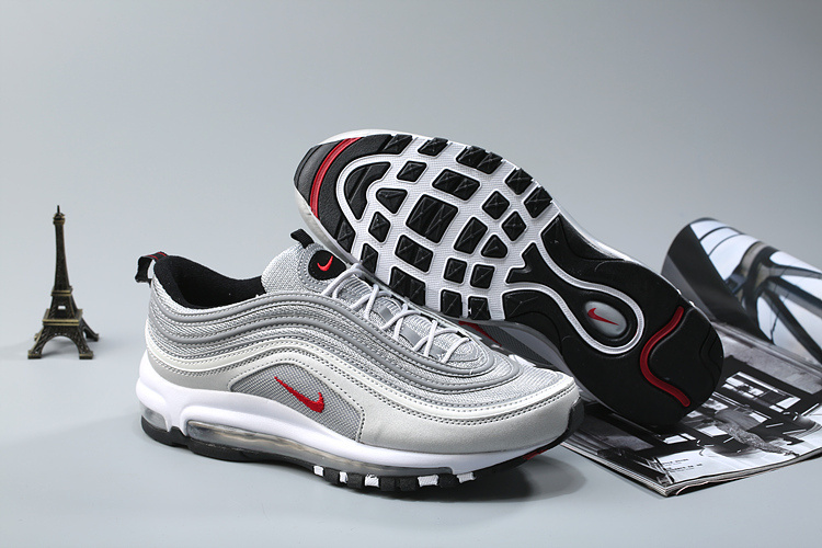 Cheap Nike Air Max 97 Silver Bullet